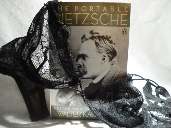 How Do You Pronounce Nietzsche: Of Nietzsche and Lingerie