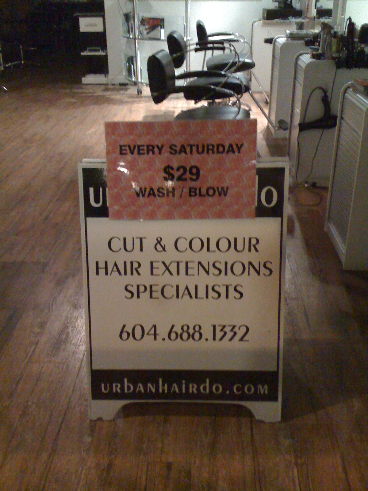 The Sign: Salon