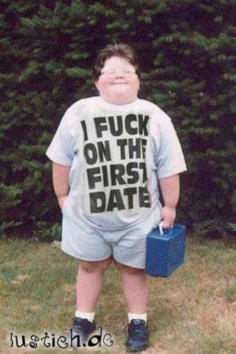 I Fuck On The First Date