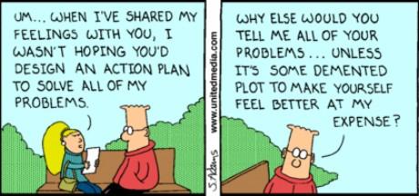 Dilbert Relationships